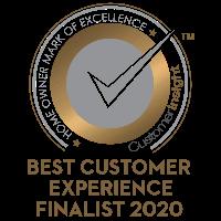 Best Customer Experience Finalist 2020